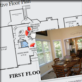 Interactive Floor Plan Design Services